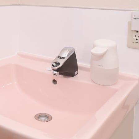 お手洗い(自動水洗)